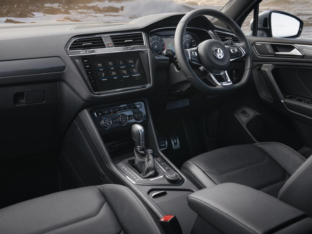 Keep 'em safe: Five safety stars, seven airbags, AEB plus an options pack