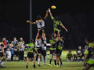 Turtles brothers Vs Pythons Lineout.