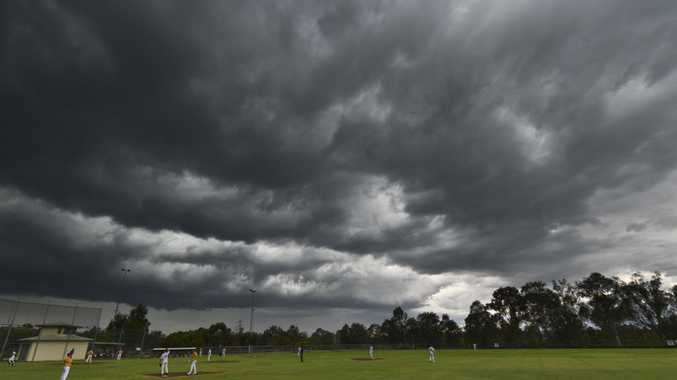 UPDATE: Southeast battered by massive hail, 100km wind gusts