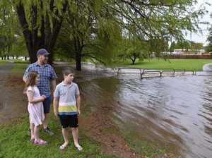 Toowoomba storm: Photos of flash flooding, fallen trees