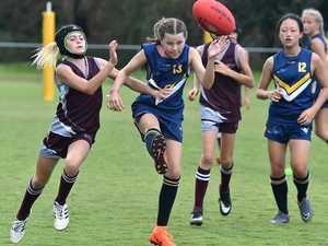 AFL Queensland Schools Cup at Maroochydore Multi