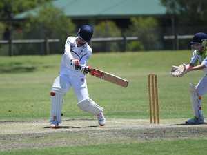 Junior Cricket - Norths (Batting) v Colts (Bowling)