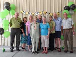 Meals on Wheels 50th birthday - Committee members (L)