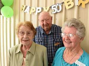 Meals on Wheels 50th birthday - Long serving members