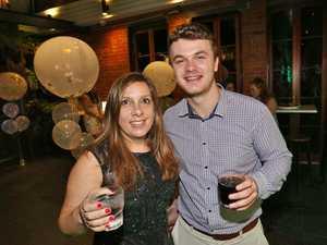 L-R Vanessa Boch and John Still at The Heritage