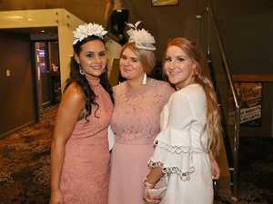 L-R Ashlee Christoff-Tzazaroff, Genevieve Lewis and