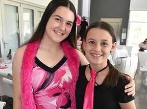 Cindy McKenzie Breast Cancer fundraiser at Kawana