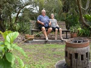 Jenny and Jim McCormack's Swan Bay garden won
