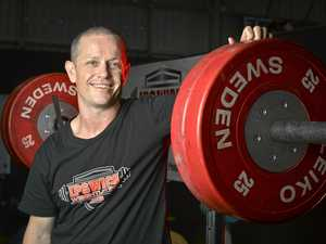 From Stawell Gift to national weightlifting champion