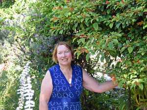 Marion Collins garden