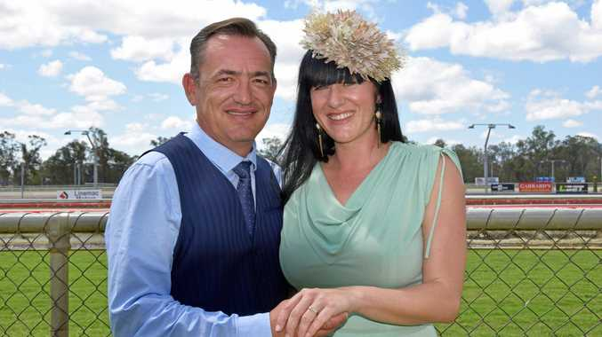 High stakes romance at Rocky's Caulfield Cup Day