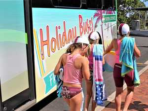 Apps, video screens, buses to beat Noosa parking blues
