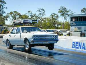 WATCH/LISTEN: It's all in the timing says drags race veteran