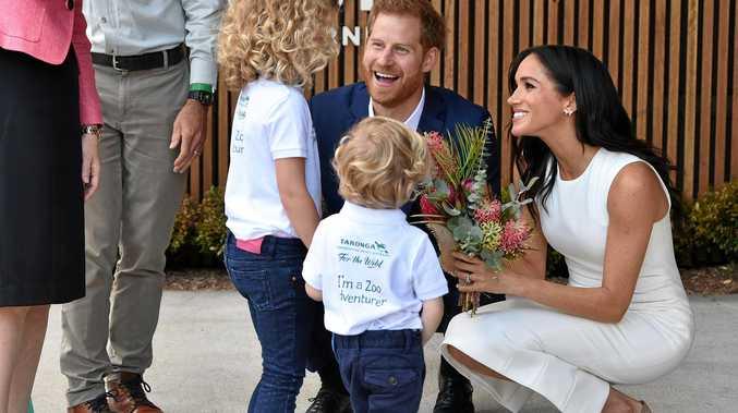 Prince Harry admits he wants a girl