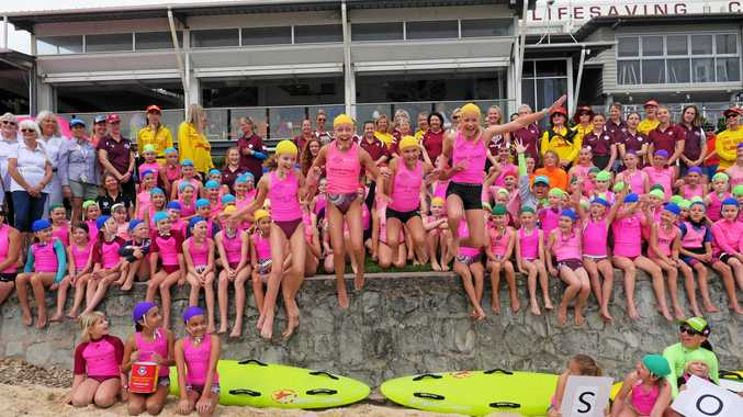 Focus on women in lifesaving for Coast club