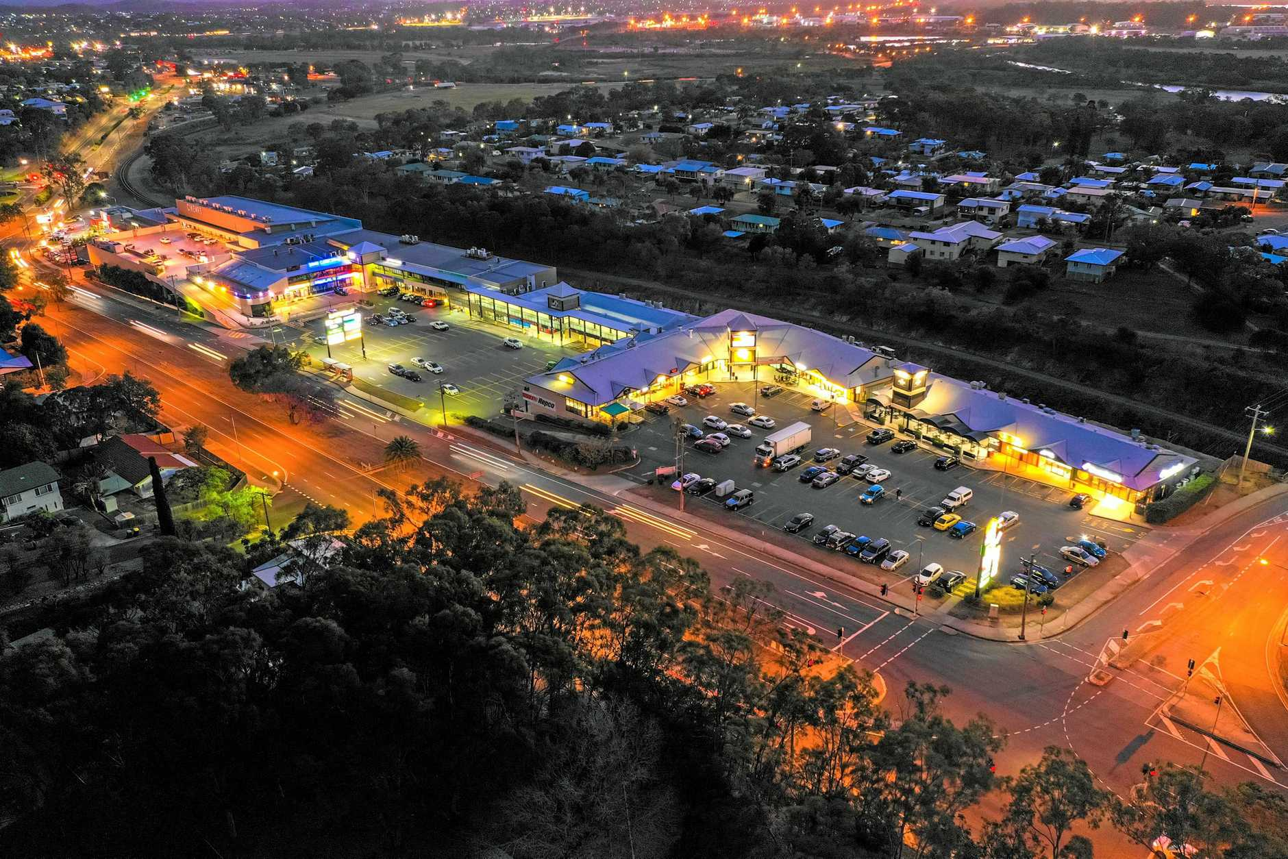 BIG BUY: Gladstone Central, also known as the Night Owl Centre is on the market.