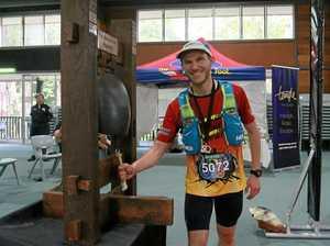 Runners' brave Blackall 100 test