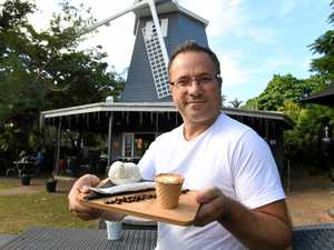 The Windmill Cafe's plan to keep it green