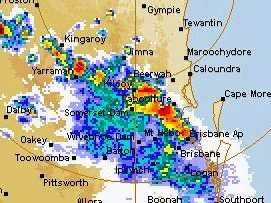 URGENT STORM UPDATE: Here it comes