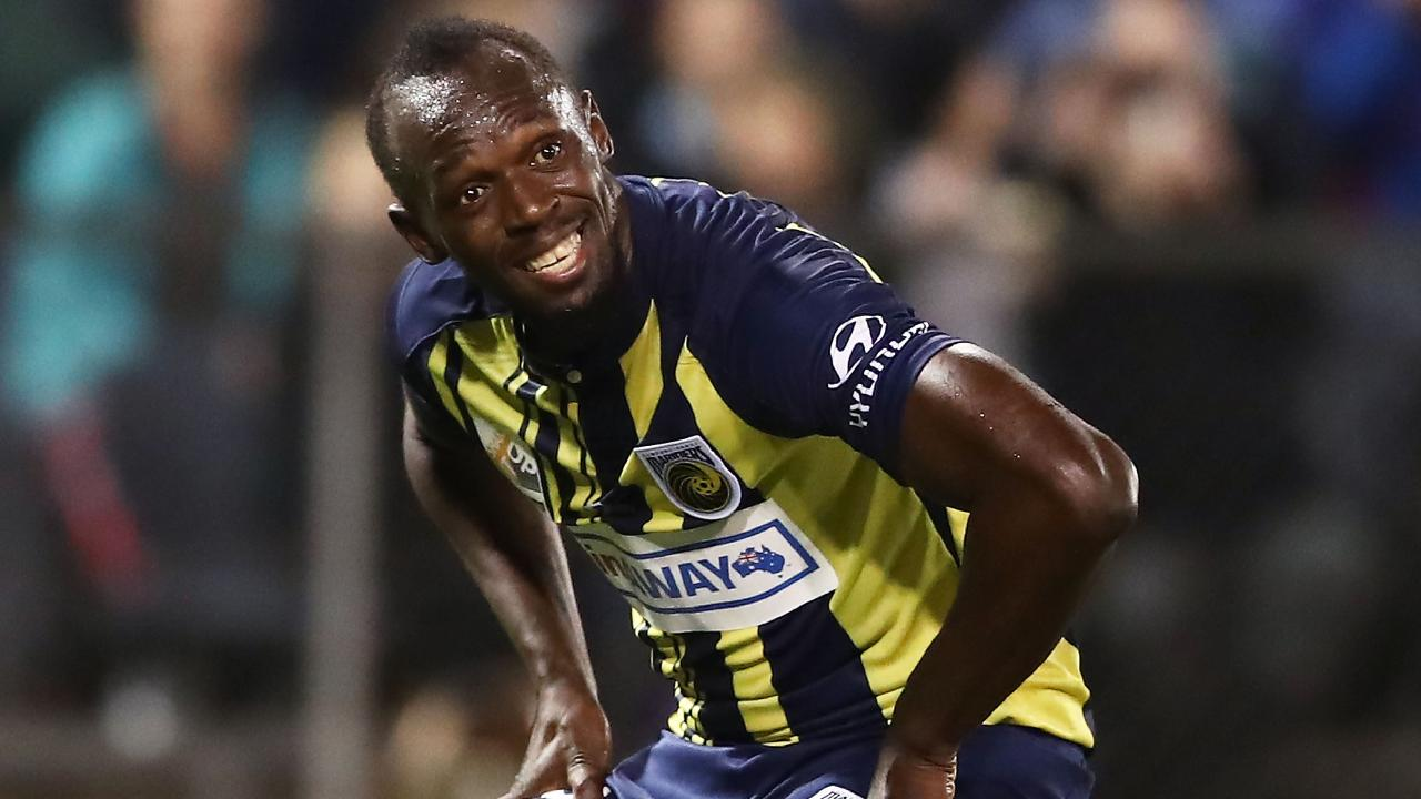 Usain Bolt of the Mariners.