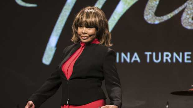 Tina Turner has opened up about the loss of her son. Picture: AP