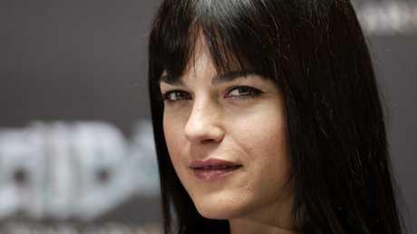 Selma Blair in 2008. Photo: AP