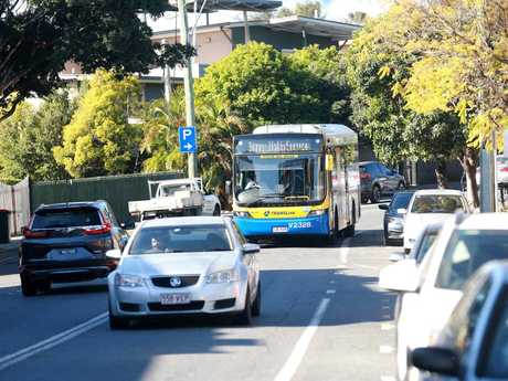 Areas without a train line or reliable bus service tend to have far more car owners. Picture: Sarah Marshall/AAP