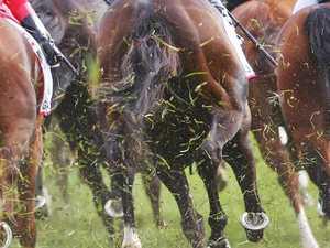 Jockeys hurt in nasty Cranbourne race fall