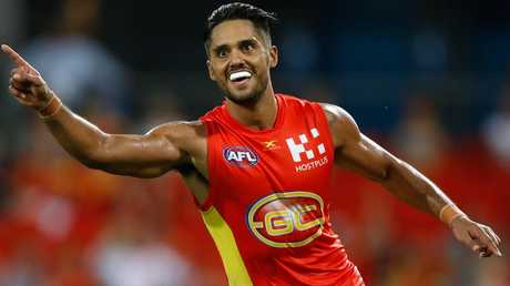 Which Aaron Hall will we see at North Melbourne?