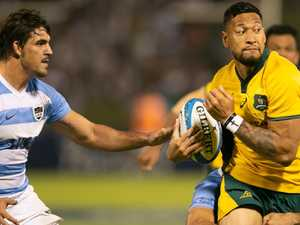 Folau to answer Wallabies injury SOS