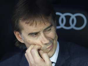 Gone! Real Madrid sensationally sack manager after 14 matches
