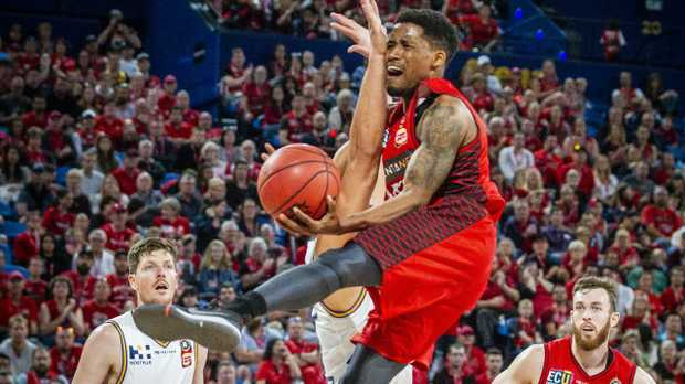 The Bullets have to devise a plan to stop Bryce Cotton. Picture: AAP.