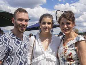 Drew Sampson, Tahlia Toohey, Mary Findlay.
