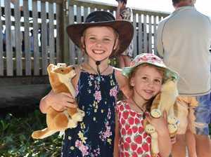 Royal Visit to Fraser Island