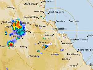 Update: Storms hitting Central Highlands region