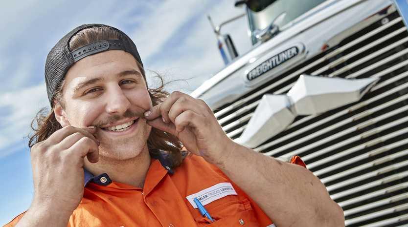 Movember starts on November 1