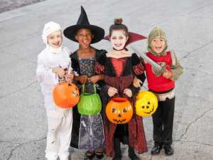 Police issue safety tips for Halloween trick or treaters