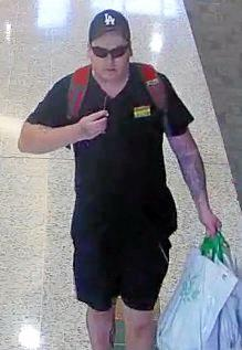 EIGHT: Officers wish to speak with the person in this image about a shoplifting offence about 9.45am on Sunday, September 9, on Takalvan St, Bundaberg (reference: QP1801677252).