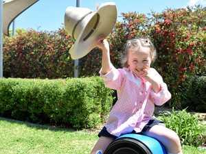 GALLERY: Rodeo queens visit kindergarten