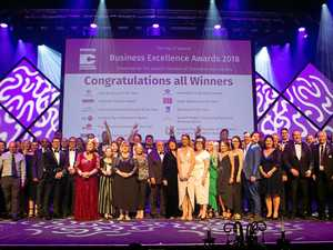 Young winner's time to shine at Ipswich business awards