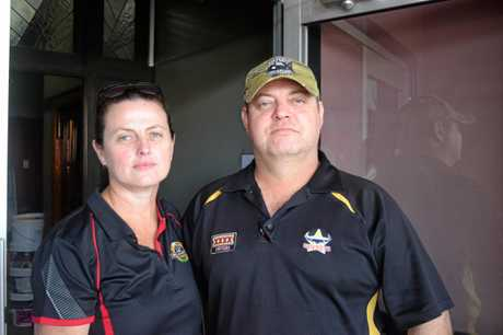 Rod and Kim Bradbury are the leaseholders and managers at The Gollan Hotel.