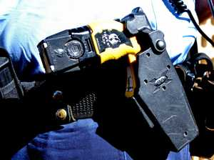 BREAKING: Man tasered after escaping court custody