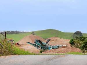 Community raises road safety concerns for Pottsville quarry
