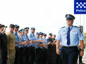 Tweed police officer retires after 32 years