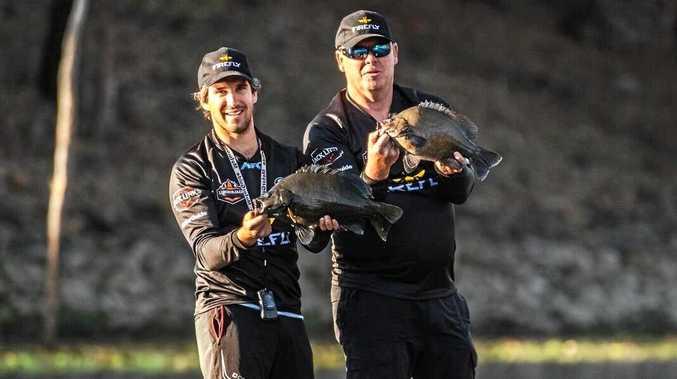 Mackay angler chasing Australian Fishing Championship win