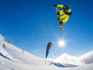 Teen sets sights on world's best to bolster snow career