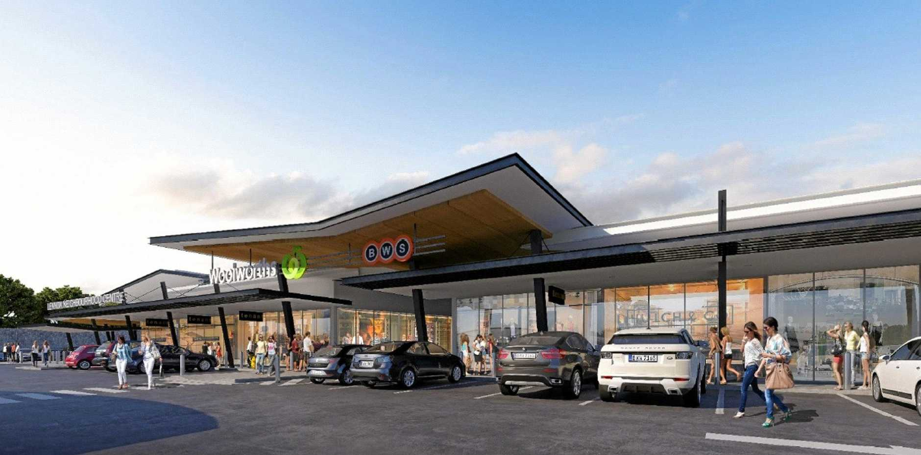 Epiq Shopping Centre has received approval from the JRPP.