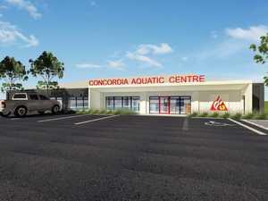 Toowoomba school pool gets million dollar upgrade