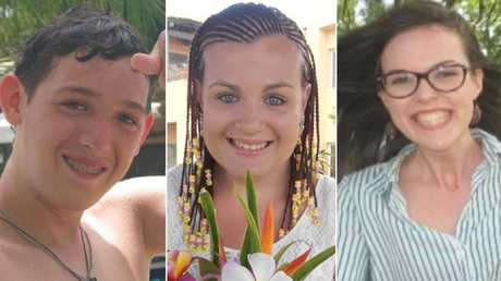Will Fowell, Talieha Nebauer and Caitlin Wilkinson Whiticker took their own lives after the closure of the Barrett Adolescent Centre in 2014.