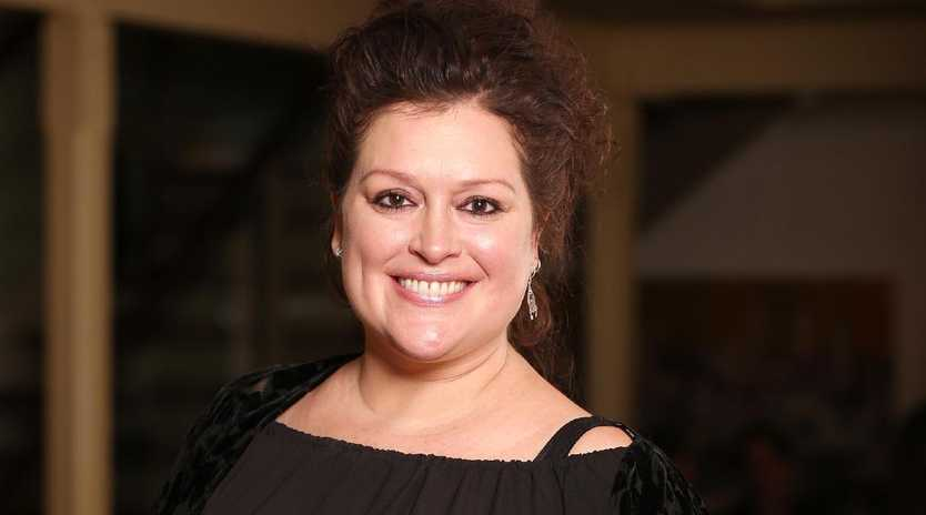 Tziporah Malkah, formerly known as Kate Fischer, has shown off her stunning 30kg weight loss. Picture: Christian Gilles